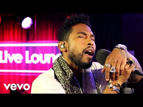 Miguel - Adorn in the Live Lounge
