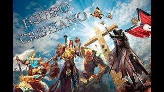 Team Cristiano, Lolis y Cabezones / Smite Gameplay de humor