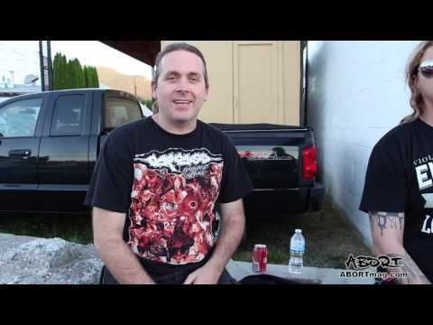 ABORT TV Exclusive: Cattle Decapitation Interview