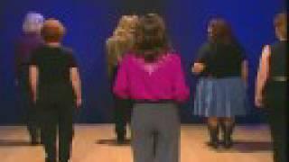 Scooter Lee - Cowboy Charleston - Line Dance Instruction