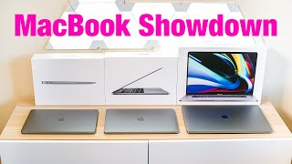 Which MacBook is for You - MacBook Air, MacBook Pro 13, MacBook Pro 16 - The Ultimate Buyers Guide