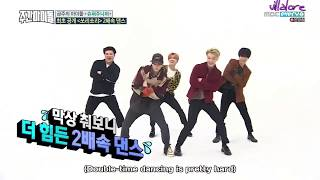 Super Junior's 2x faster version: Sorry Sorry & Black Suit (Eng)