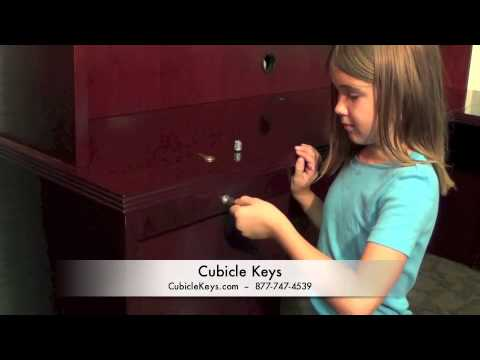 Timberline Lock Core Install, Removal, Replacement, Cubicle Key