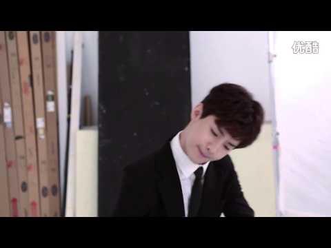 Super Junior M Guest House BTS Henry Cut