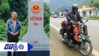 86 tuổi vẫn phượt xuyên Việt bằng xe cup 50 | VTC