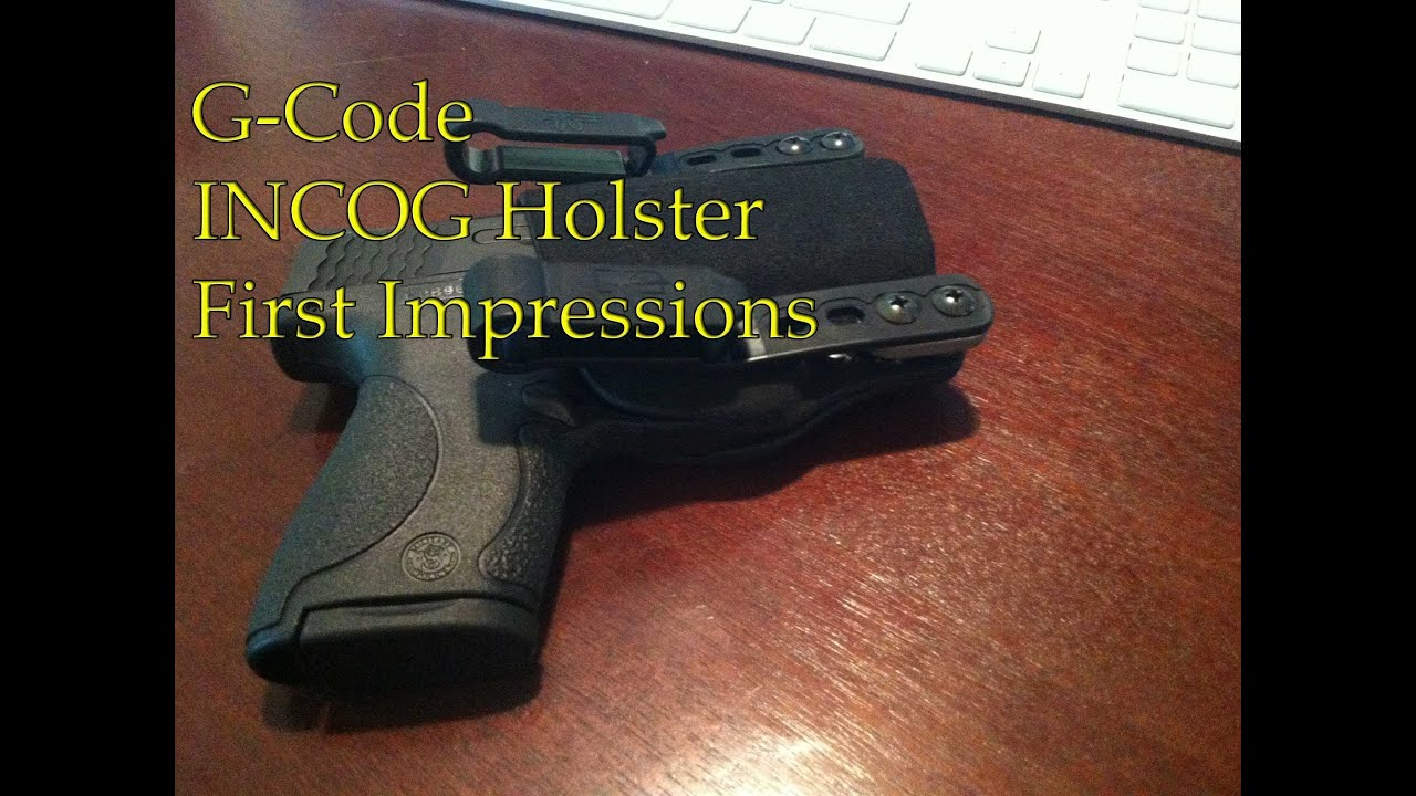 G code incog coupon