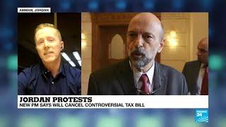 Jordan: Did al-Razzaz announcement to drop the controversial tax bill manage to calm public anger?