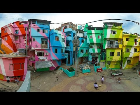 Haas&Hahn: How painting can transform communities!
