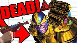 The Key To Defeating Thanos