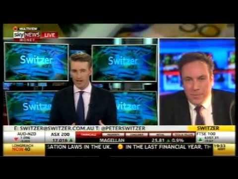 Dubber on Sky News Switzer 26th November 2015