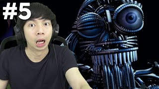 Malam Penyiksaan - Five Nights at Freddy's: Sister Location - Indonesia #5