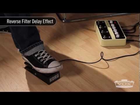 Vox DelayLab Delay & Looper Pedal