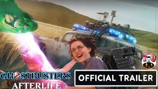 GHOSTBUSTER: AFTERLIFE   Official Trailer [HD]   (2020) Action, Adventure
