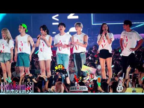 [4K] 170708 SMTOWN LIVE WORLD TOUR VI in SEOUL 2017 _ Ending _ SHINee