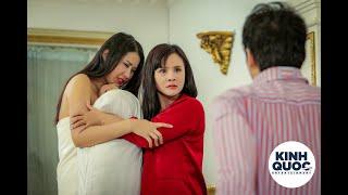 Con gái Sắp Bị Sếp Tổng Hãm Hại , Bà Mẹ Đành Làm Điều Khó Tin   Cha Nuôi 2
