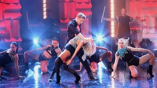 Derek and Julianne Hough Dance!