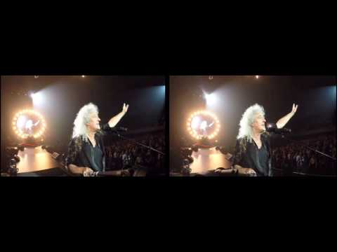 @DrBrianMay Selfie Stick Video |3D| Tokyo, Japan [September 21, 2016]