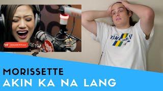 "Voice Teacher Reacts to Morissette performs ""Akin Ka Na Lang"" LIVE"
