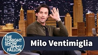 Milo Ventimiglia Surprises a Fan Watching This Is Us During Filming