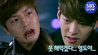 SBS [2013연기대상] - 패러디의 제왕(상속자둘外)
