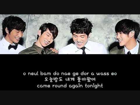 2AM - 최고의 사랑 (The Greatest Love) English+Romanization+Hangul Lyrics