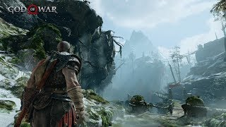 Give Me God of War (No Upgrade Run+) Part 2 - Path to the Mountain