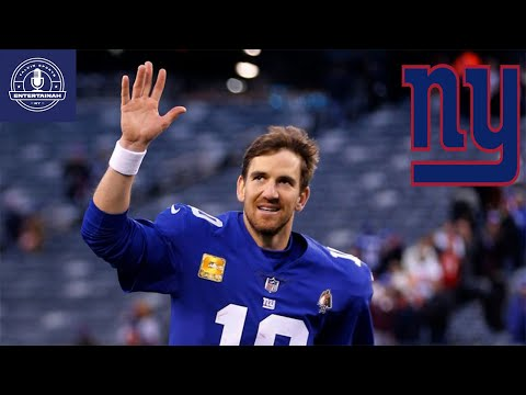 Eli Manning officially retires! An all time great New York Giant | He will be missed!