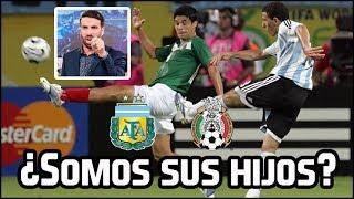 Las peores derrotas de México vs Argentina