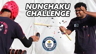THE NUNCHAKU MASTER - Guinness World Records