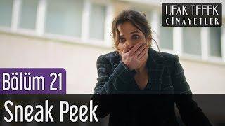 Ufak Tefek Cinayetler 21. Bölüm - Sneak Peek