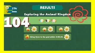 PLAYTHROUGH #104 OF YOSHI'S CRAFTED WORLD | EXPLORING THE ANIMAL KINGDOM: WHERE ARE THOSE PUPS?