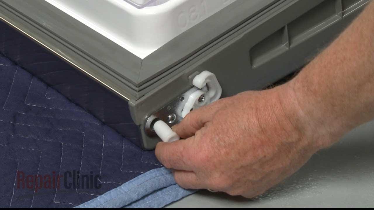 Fridge Door Hinge Bushing Replacement Lg Refrigerator