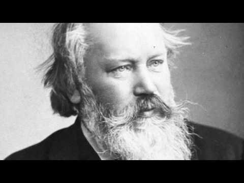 Brahms ‐ Ave Maria Op 12 andante