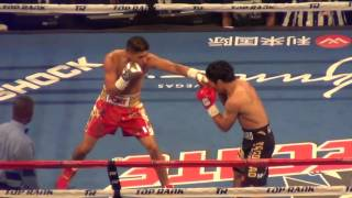 Manny Pacquiao vs. Jessie Vargas FULL FIGHT from inside the arena