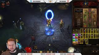Diablo 3 - Hardcore Thorny Boy is OP!