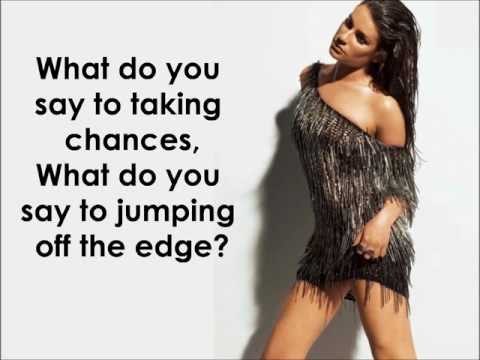 Glee - Taking Chances (Lyrics)