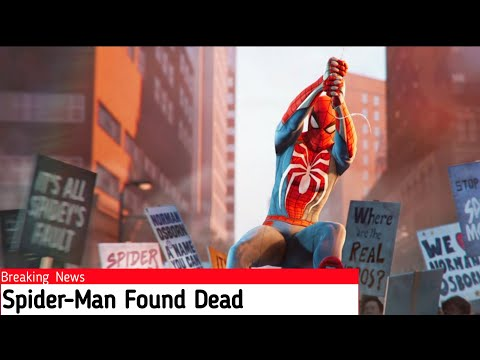 Spider-Man PS4 - I'm Not Scared of the Dark
