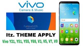 Vivo Phones  itz THEMES - Xiaomi + S8 Theme - Friday Techno