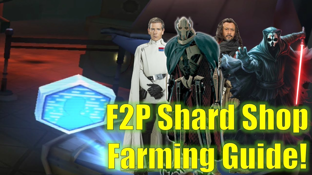 How to get shard store tokens