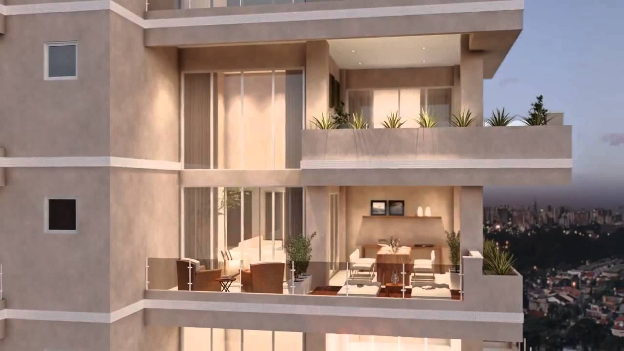Apartamento Garden Decorao
