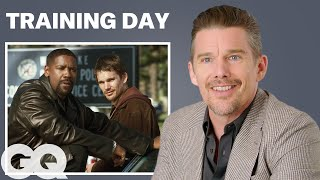 Ethan Hawke Breaks Down His Most Iconic Characters | GQ