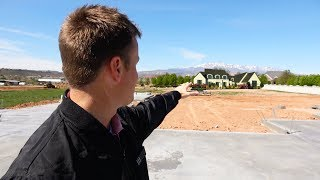 We're Building a New House!