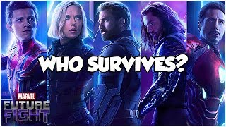 *STRONGEST* HERO FROM INFINITY WAR? (Iron Man Uniform Rediscovery) - Marvel Future Fight