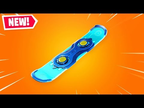 The New DRIFTBOARD in Fortnite..