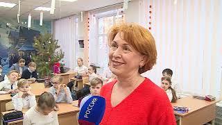 Волонтёры поисково-спасательного отряда «Лиза Алерт» продолжают обучать омских школьников правилам поведения в сложных ситуациях