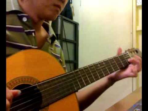 我落泪。情绪零碎 Guitar Solo - 周杰伦 Jay Chou - Wo Luo Lei Qing Xu Ling Sui