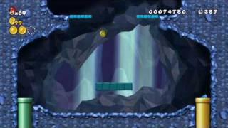 New Super Mario Bros. Wii - World 1 (Part 1 of 4)