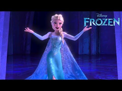 Let it Go - India menzel - Frozen
