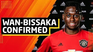 Aaron Wan-Bissaka CONFIRMED! | Man Utd Transfer News