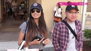 Mia Khalifa Is Asked About Lil Yachty Dating Rumors & Her Opinion On Salad Tossing 10.20.17